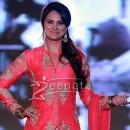Lara Dutta In Lehenga Choli