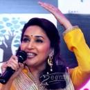 Madhuri Dixit In Yellow Salwar Kameez