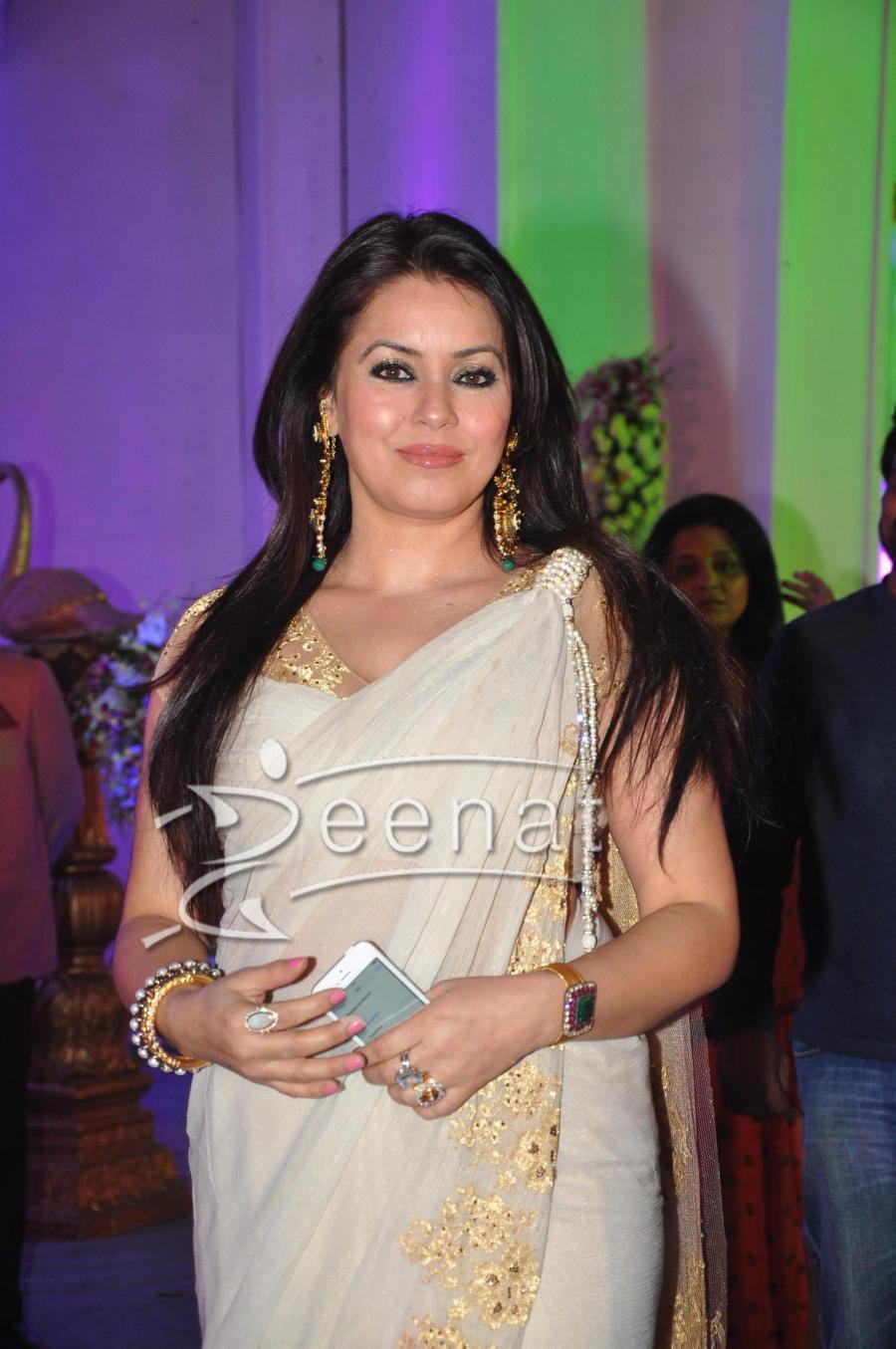 Mahima Chaudhry In Designer Saree