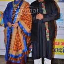 Shabana Azmi at Mumbai zee cine award 2014