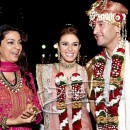 Juhi Chawla In Designer Salwar Kameez