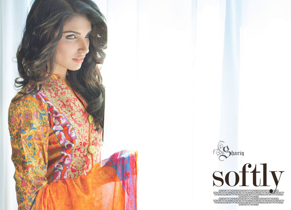 Subhata Embroidered Collection 2013