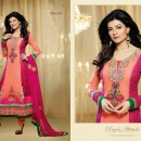 Susmita Sen In Anarkali Churidar Collection 2014