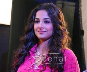 Vidya Balan In Designer Top