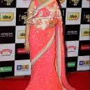 Madhuri Dixit In Sabyasachi Lehenega Saree at Mirchi Music Awards 2014