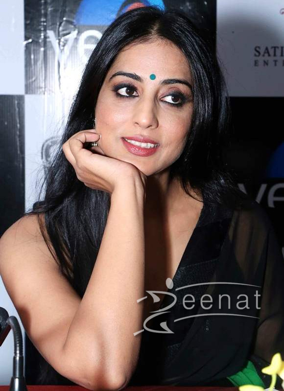 Mahi Gill In Saree