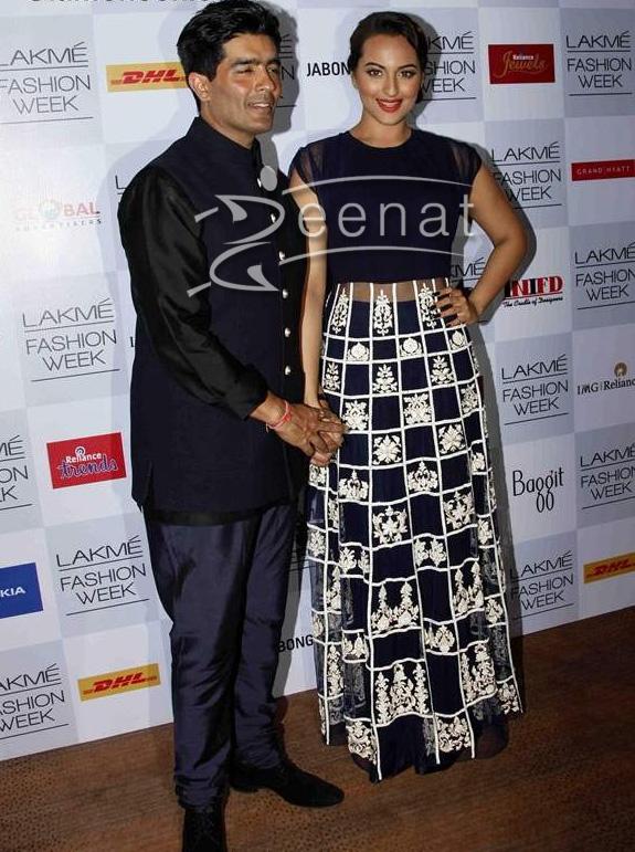 Sonakshi Sinha In Anarkali Suit