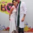 Sunny Leon at Celebrate the Holi Bash 2014