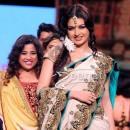 Bhagyashree in Designer Saree