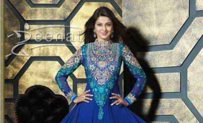 Bollywood Anarkali Styles 2015#1