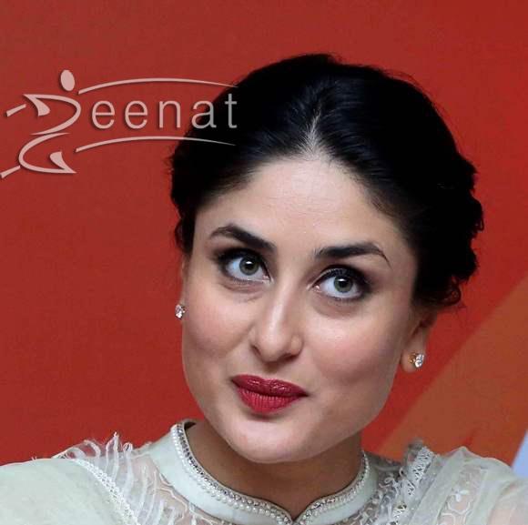 Kareena Kapoor 2014 Makeup and Hairstyle