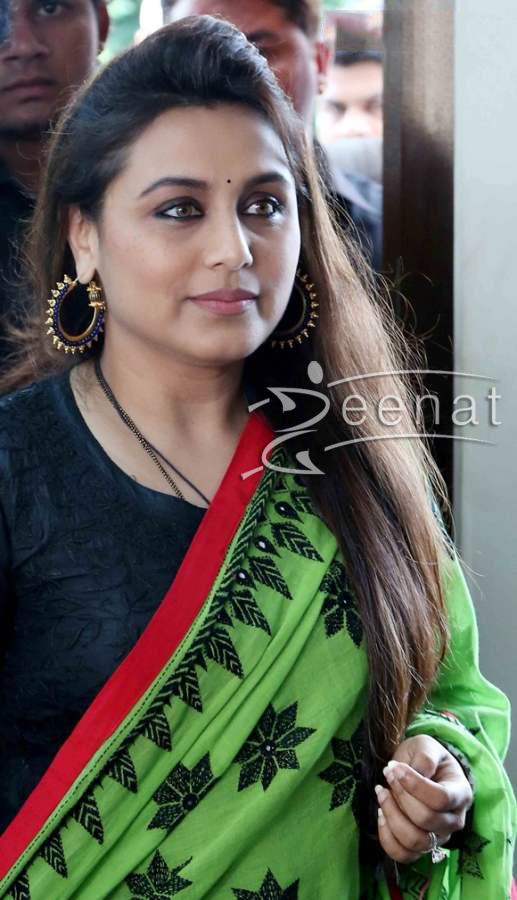Rani Mukherjee Indian Salwar Kameez