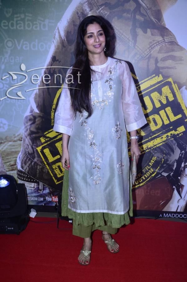 tabu in traditional attire zeenat style