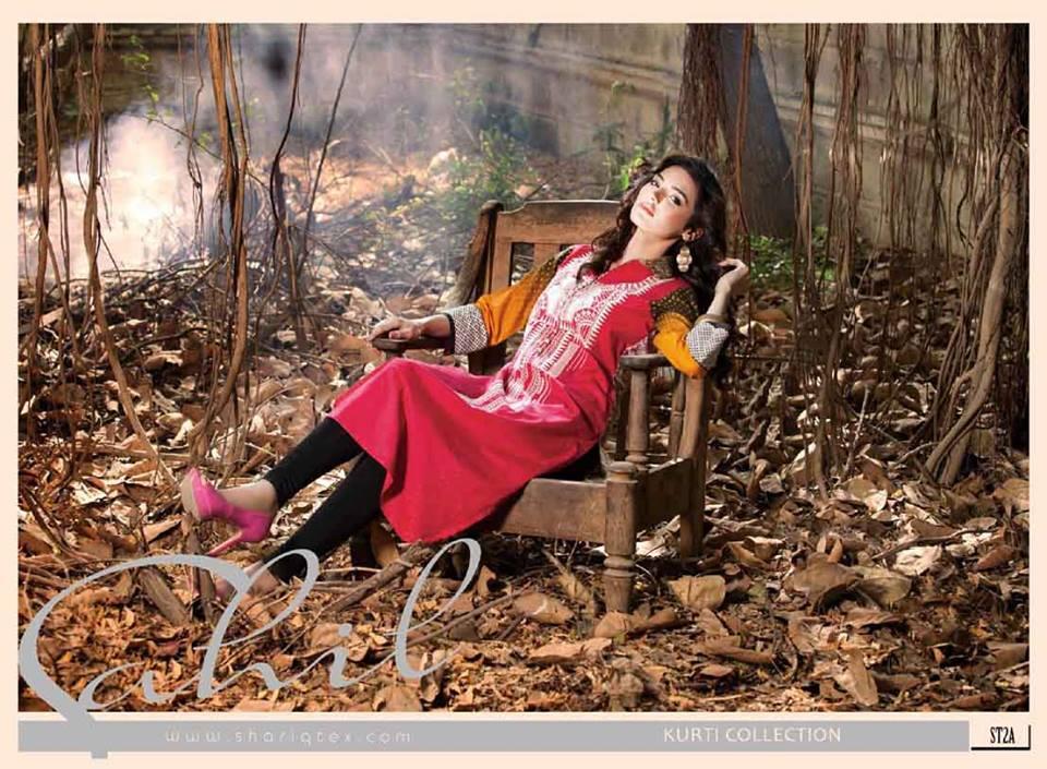 Sahil Kurti Collection 2015 (10)
