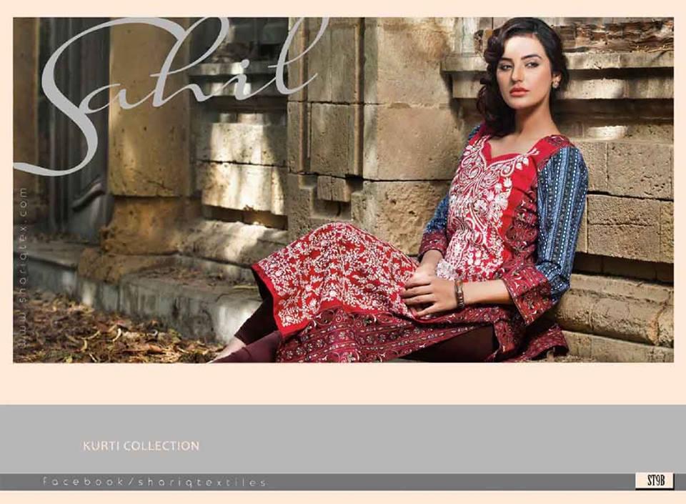 Sahil Kurti Collection 2015 (12)