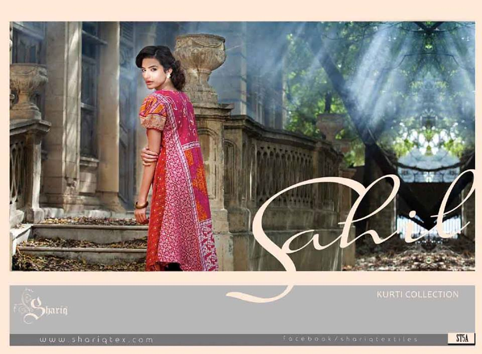 Sahil Kurti Collection 2015 (19)