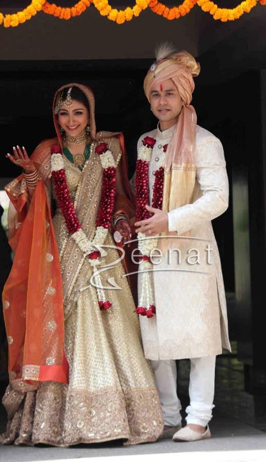 Soha-Ali-Khan-and-Kunal-Kemu-marriage-pictures