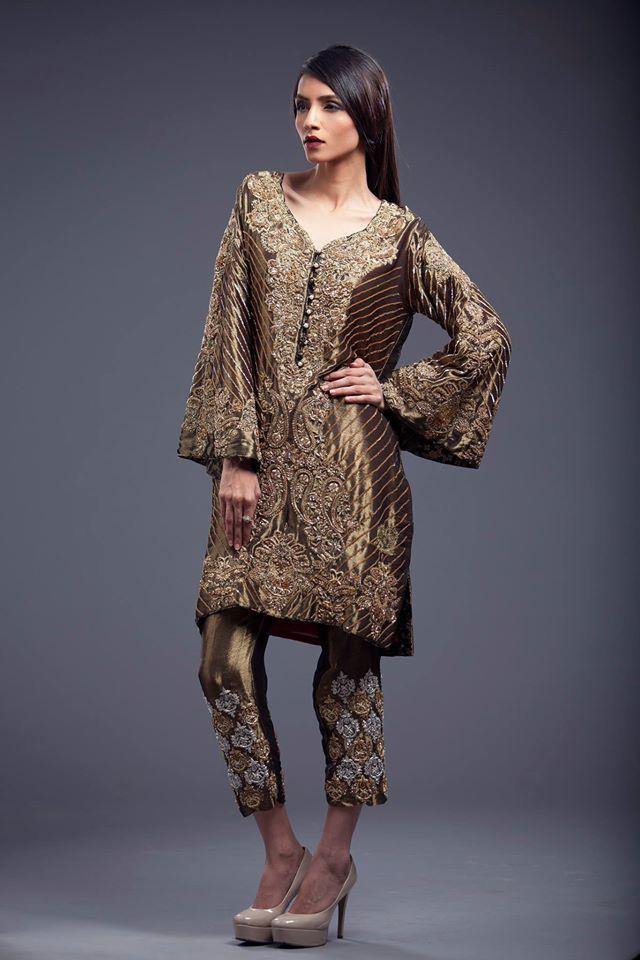 Ayesha Somaya Pret Collection 2015 (16)
