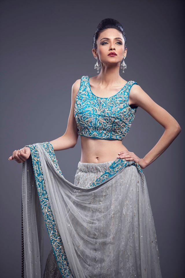 Ayesha Somaya Pret Collection 2015 (6)