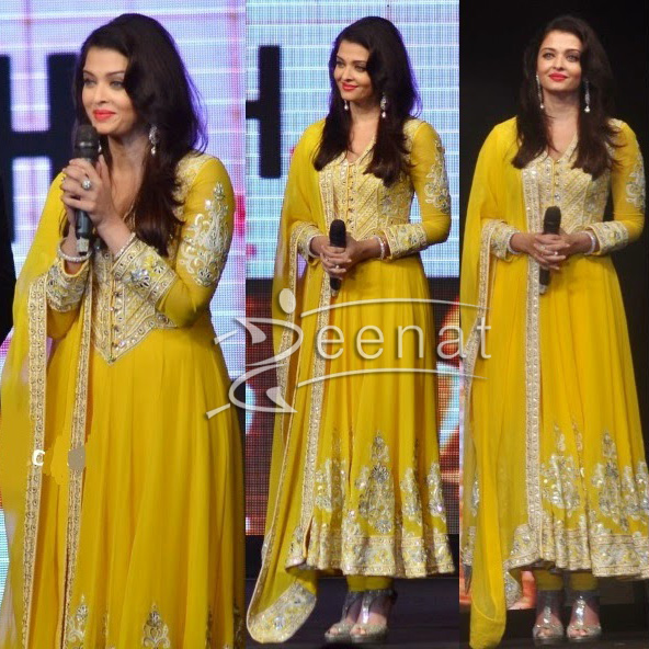 0ea2d898609 Bollywood Celebrities in Designers Anarkali Suits (1)