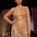 Aditi Rao Hydari In Neeta Lulla Golden Dress Blenders Pride4