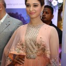 Tamanna Bhatia White and Gold Store Opening in Ridhi Mehra(6)