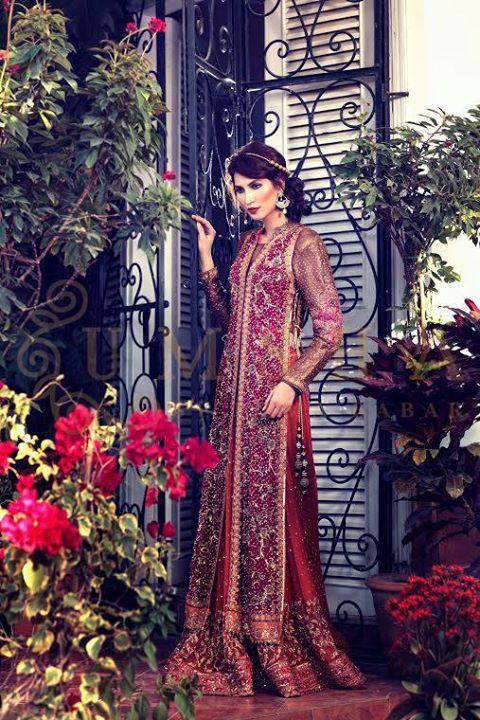 Umsha By Uzma Babar Pret Collection (12)
