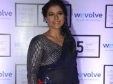 Kajol In Manish Malhotra Saree