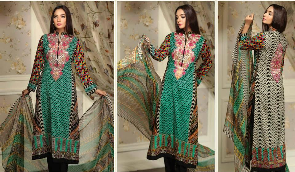 Ayesha Chottani Eid Collection 2015 (20)