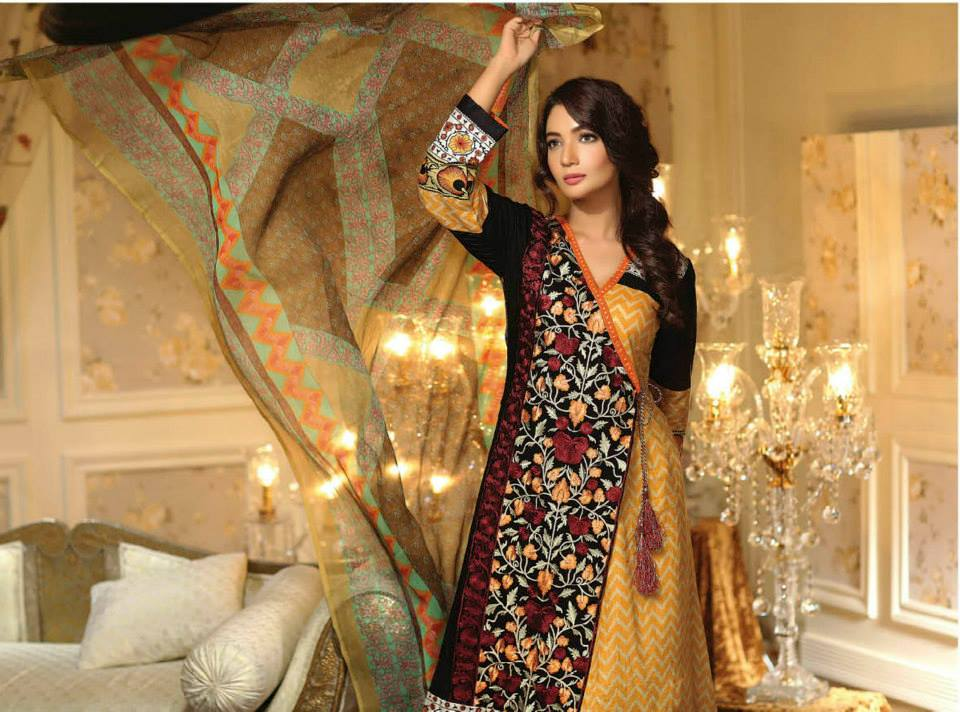 Ayesha Chottani Eid Collection 2015 (29)