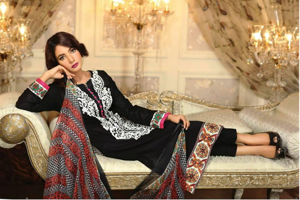 Ayesha Chottani Eid Collection 2015 (34)