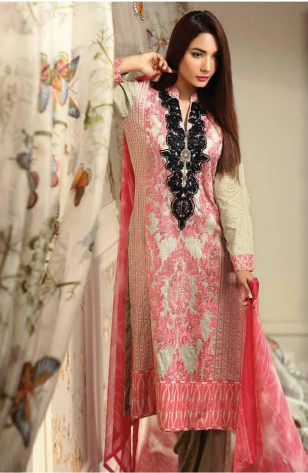 Ayesha Chottani Eid Collection 2015 (9)
