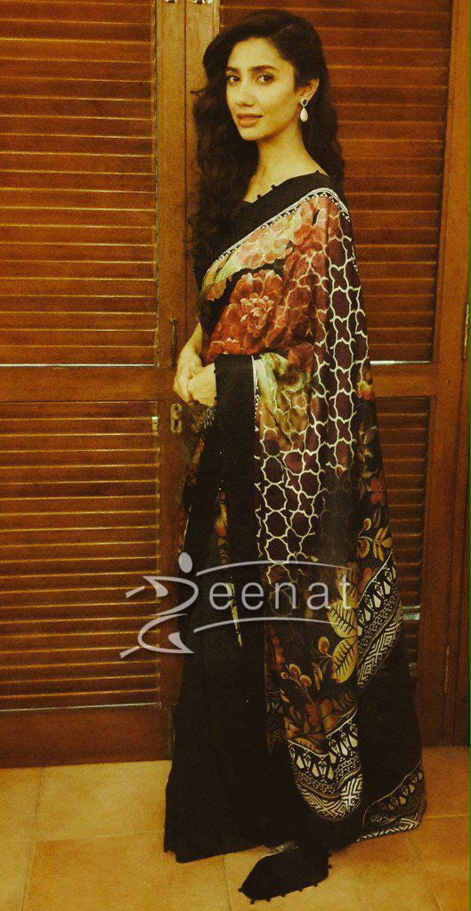 Mahira Khan In Elan By Khadija Shah Zeenat Style