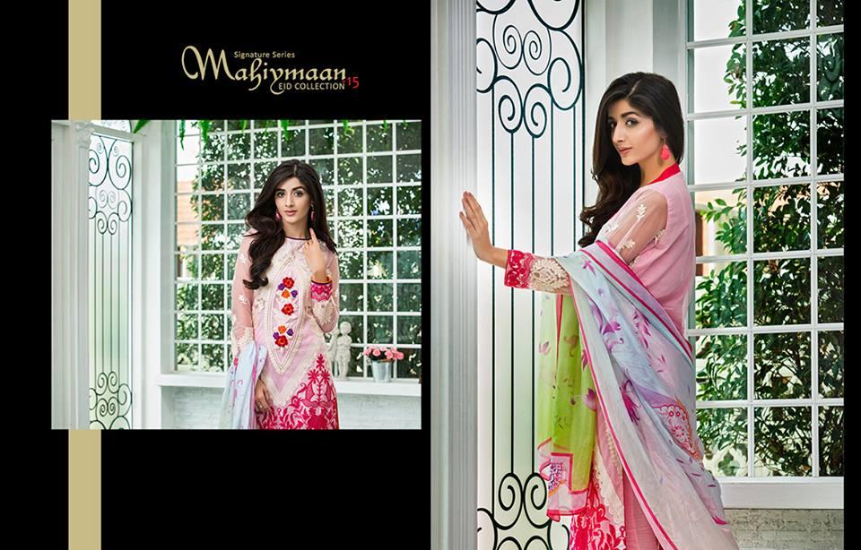 Mahiymaan By Al Zohaib Textiles 2015 – Mawra Hocane (31)