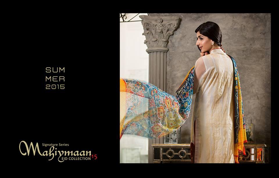 Mahiymaan By Al Zohaib Textiles 2015 – Mawra Hocane (33)