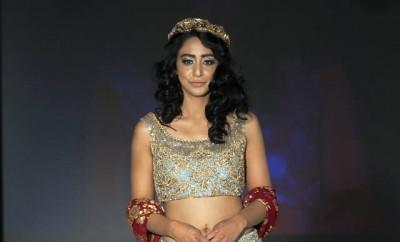 Saira Rizwan Collection Pakistan Fashion Extravaganza London 2015