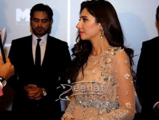 Mahira Khan In Elan Bin Roye Promotion (8)