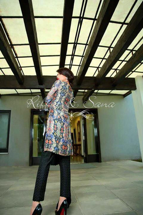 Riffat And Sana Eid Collection 2015 (10)