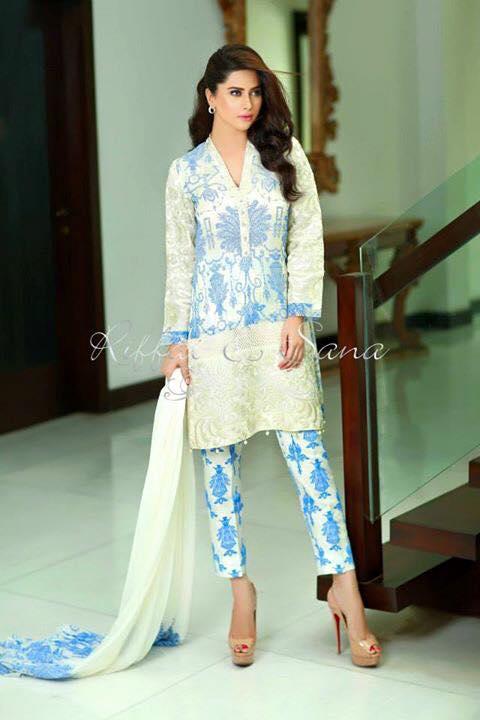 Riffat And Sana Eid Collection 2015 (7)