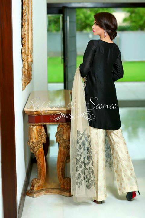 Riffat And Sana Eid Collection 2015 (12)