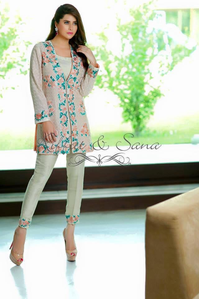 Riffat And Sana Eid Collection 2015 (14)