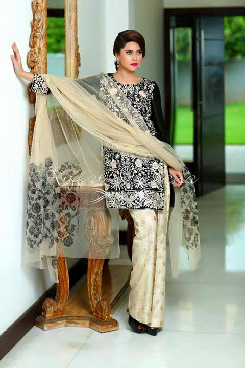 Riffat And Sana Eid Collection 2015 (15)