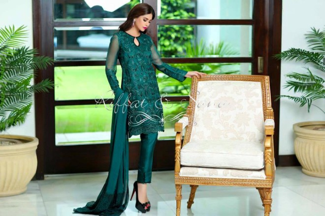Riffat And Sana Eid Collection 2015 (6)