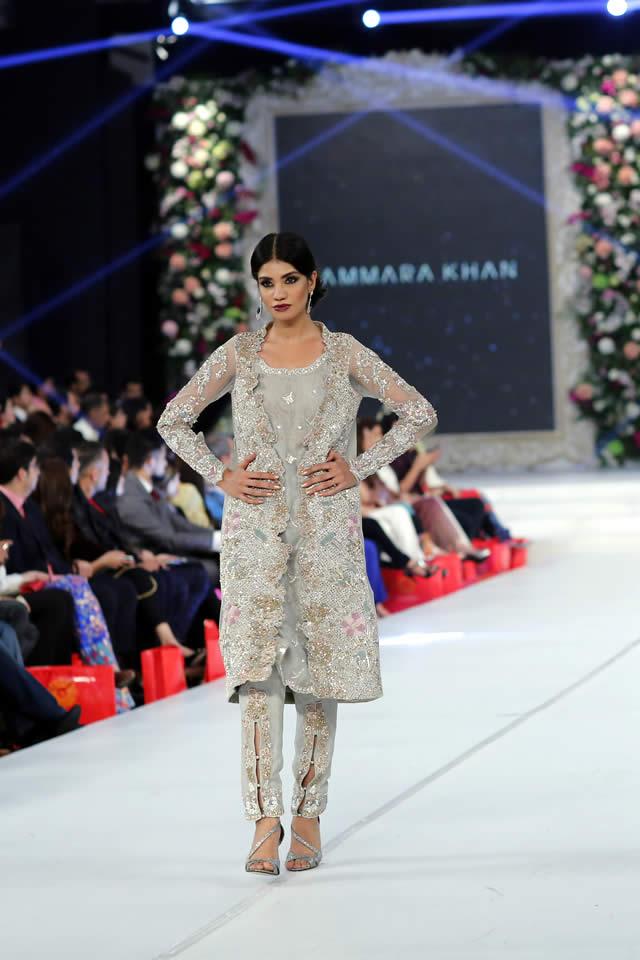 Ammara Khan At PFDC Loreal Paris Bridal Week 2015 (1)