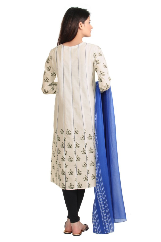 Ego Wear Pakistani Kurtas 2015 BRICKS (2)