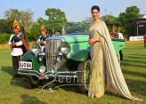 Deepika In Sabyasachi Saree in Jaipur