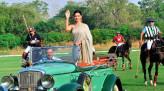 Deepika In Serenaded Jaipur for Bajirao Mastani