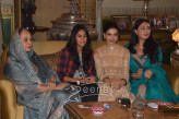 Deepika Padukone in Jaipur with with Her Highness Rajmata Padmini Deviji