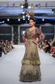 Faiza Saqlain at PFDC Loreal Paris Bridal Week 2015 (1)