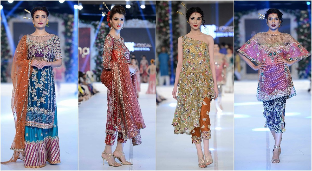 Karma Red at PFDC Loreal Paris Bridal Week 2015 (1)